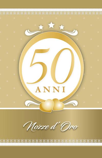 Cinquantesimo Anniversario Di Matrimonio.50 Anniversario Di Matrimonio